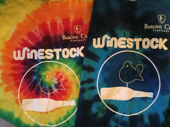 Wine Stock Shirt