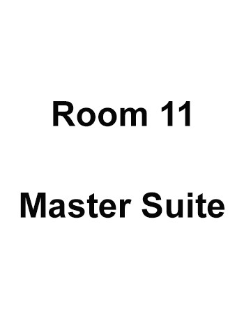 Villa Room 11 (Master Suite)