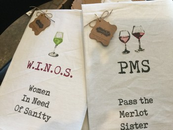 Wine Towels