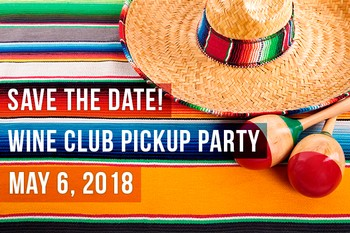 2018 Summer Wine Club Pickup Party