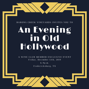 An Evening in Old Hollywood