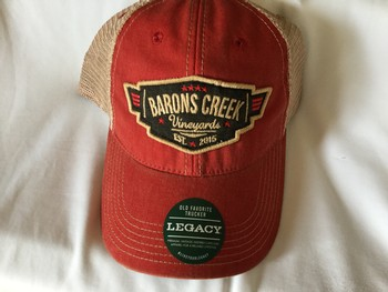 Trucker Hat- Red Image