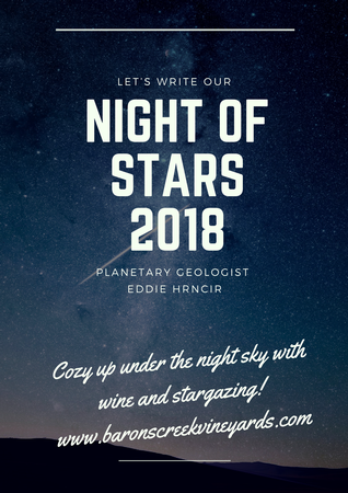 BCV Star Party 2018 Event Ticket Image