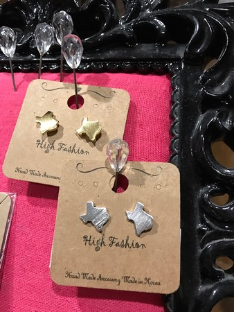 TX State Earrings