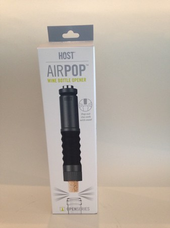 AirPOP Wine Bottle Opener