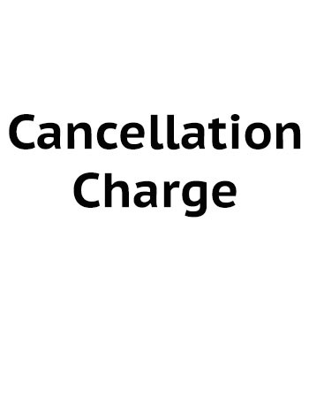 Cancellation Charge