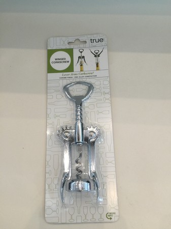 Truetap Soft-Touch Double-Hinged Corkscrew Image