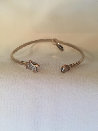 Double Charm Pinch Bracelet-Texas Pinch