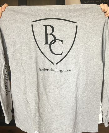 Long-sleeve w/ pocket BCV shirts