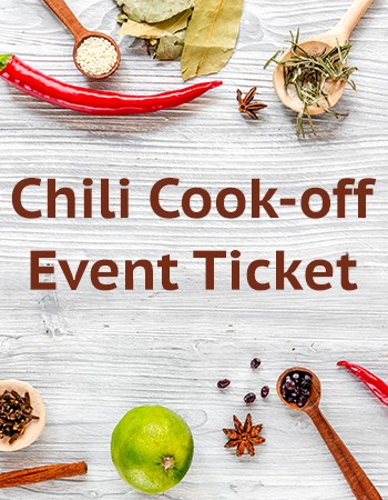 Chili Cook-off 2017 Event Ticket