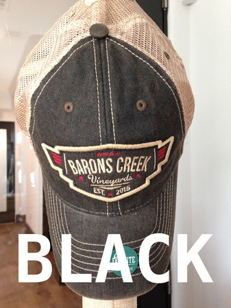 Trucker Hat-Blk