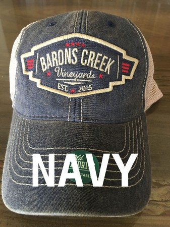 Trucker Hat-Navy